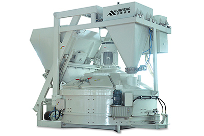 Planetary Concrete Mixer, MP Series
