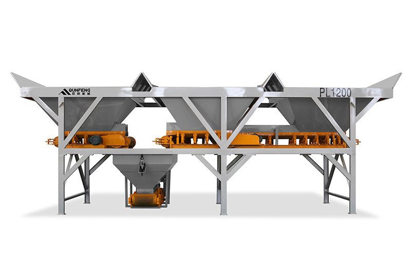 PL Series Concrete Batching Machine