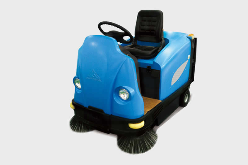 MQF120SDE Electric Street Sweeper